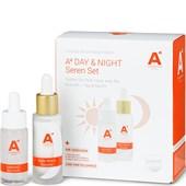 A4 Cosmetics - Ansiktsvård - A4 Day & Night Serums Set