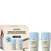 Ahava - Deadsea Water - Deo Roll-On Duo-Set