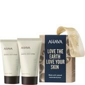 Ahava - Deadsea Water - Naturally Beautiful Hand & Body Presentset