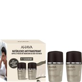 Ahava - Time To Energize Men - Deo Roll-On Duo-Set