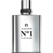 Aigner - No.1 Platinum - Eau de Toilette Spray