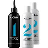 Alcina - A\Cplex - Set Step1 + Step 2