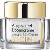 Alcina - Effekt & Vård - Ögon- och läppkräm