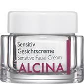 Alcina - Känslig hud - Sensitiv-ansiktskräm