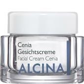 Alcina - Torr hud - Cenia-ansiktskräm