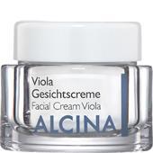 Alcina - Torr hud - Viola-ansiktskräm