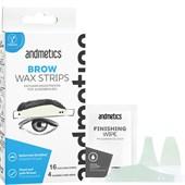 Andmetics - Vaxremsor - Eye Brow Stripes Men