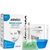 Andmetics - Vaxremsor - Nose & Ear Wax Kit