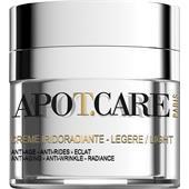 Apot.Care - Ansiktsvård - Iridoradiant Cream