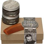 Apothecary87 - Hårstyling - Classic Hair Gift Box Presentset