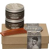 Apothecary87 - Hårstyling - Matte Hair Kit Gift Box Presentset