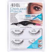 Ardell - Ögonfransar - Deluxe Pack Lash 110