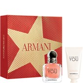 Armani - Emporio Armani - In Love With You Presentset