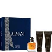 Armani - Emporio Armani - Stronger With You Presentset