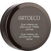 ARTDECO - Rengöringsprodukter - Limited Edition Eye Make-up Remover Pads