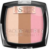 Astor - Foundation - Face Beautifier Contouring Palette