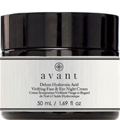 Avant - Age Nutri-Revive - Deluxe Hyaluronic Acid Vivifying Face & Eye Night Cream