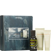 Aveda - Shampoo - Groom To Go Set