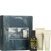 Aveda - Shampoo - Groom To Go Set