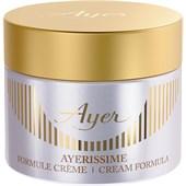 Ayer - Ayerissime - Formula Cream