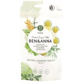 BEN&ANNA - Body and hair - Naturligt schampo - Tabletter Tonic