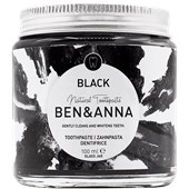 BEN&ANNA - Toothpaste in a glass - Toothpaste Black