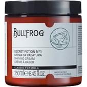 BULLFROG - Shaving - Secret Potion N.1 Shaving Cream Classic