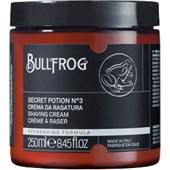 BULLFROG - Shaving - Secret Potion N.3 Shaving Cream Refreshing
