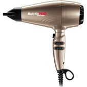 BaByliss Pro - Hair dryer - Light Bronze Rapido