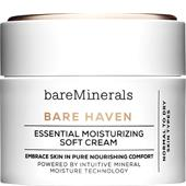 bareMinerals - Återfuktande hudvård - Bare Haven Essential Moisturizing Soft Cream