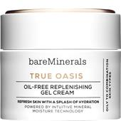bareMinerals - Återfuktande hudvård - True Oasis Oil-Free Replenishing Gel Cream