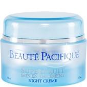 Beauté Pacifique - Nattvård - Super Fruit Skin Enforcement Night Creme
