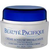 Beauté Pacifique - Vårdande dagprodukter - Moisturizing Cream för alla hudtyper