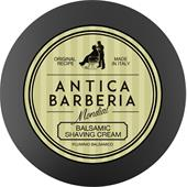 Becker Manicure - Antica Barberia Original Citrus - Shaving Cream Menthol