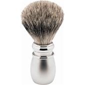 ERBE - Rakborste - Rakborste topp i silver, plastgrepp Vit matt