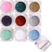 Bellápierre Cosmetics - Ögon - 9 Stack Shimmer Powder Glamorous Glitter