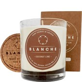 Blanche - Doftljus - Coconut Lime