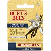 Burt's Bees - Läppar - Moisturizing Lip Balm - Vanilla Bean