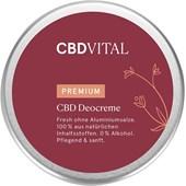 CBDVITAL - Deodorant - CBD Deodorant Cream