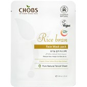 CHOBS - Masks - Face Mask Rice Bran