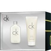 Calvin Klein - ck one - Presentset