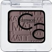 Catrice - Ögonskugga - Art Couleurs Eyeshadow Matt