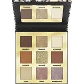 Catrice - Ögonskugga - Golden Opulence Eyeshadow Palette