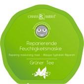 Chiara Ambra - Masken - Grönt te Fleecemask Grönt te Fleecemask