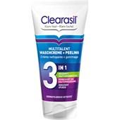Clearasil - Cleansing - Rengöringskräm + Peeling