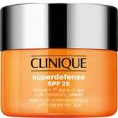Clinique - Återfuktande hudvård - Superdefense Cream SPF 25