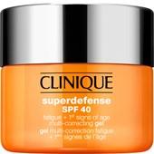 Clinique - Återfuktande hudvård - Superdefense Gel SPF 40