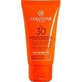 Collistar - Self-Tanners - Tan Global Anti-Age Protection Tanning Face Cream SPF 30