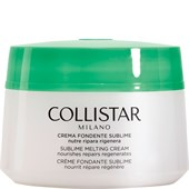 Collistar - Special Perfect Body - Sublime Melting Cream