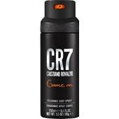 Cristiano Ronaldo - CR7 - Game on Body Spray